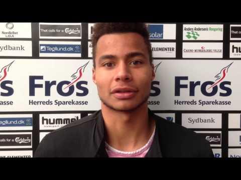 Interview med Derrick Nissen (21/11-2013)