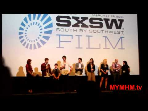 """""""A Bag of Hammers"""" Q&A from SXSW - Paramount Theatre, Austin TX - 03/12/11"""
