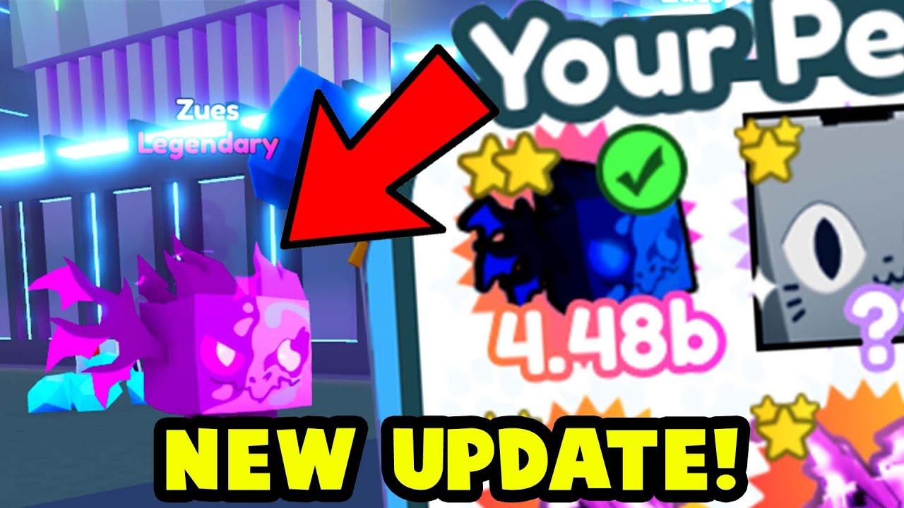 *NEW* Trading Plaza Update Insane New Pets and Voice Chat! Pet Simulator X (Roblox)