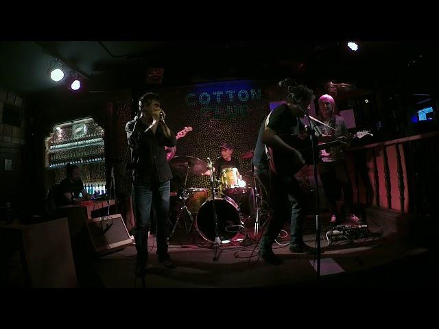 Confluence en directo en Cotton Club Blbao
