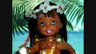 Hawaiian Kelly Dolls