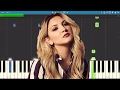 Julia Michaels - Issues - Piano Tutorial