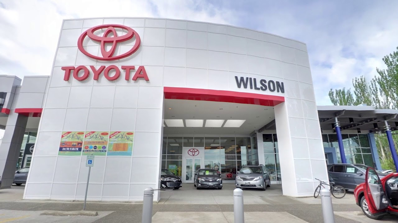 Service Schedule Car Repair Bellingham Toyota Of Bellingham
