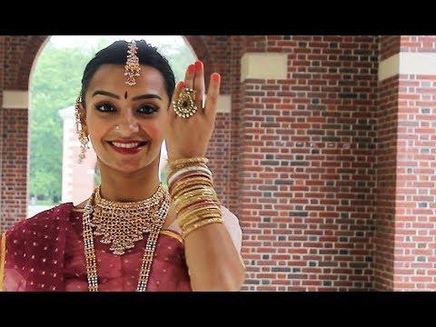 Shape of You   Kathak Dance Cover  ...