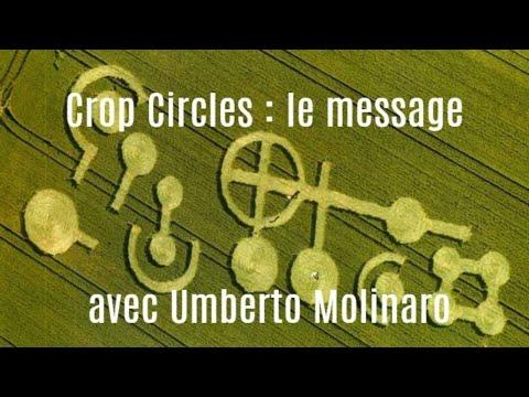 Umberto Molinaro - Crop Circles : le message?