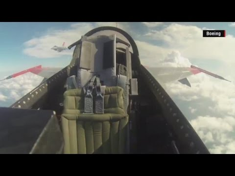 Air Force tests remote-controlled F-16