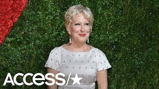 Bette Midler Is Slammed For Vulgar Comments About First Lady Melania Trump