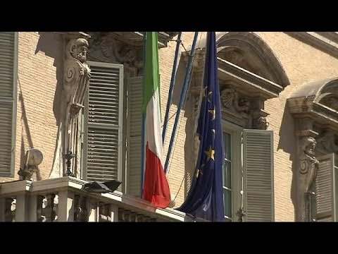 Italian PM Renzi calls for Europe to change course