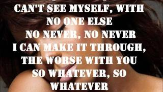Kelly Rowland- Keep It Between Us (Lyrics)