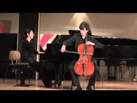 Payam Taghadossi, Elgar Cello Concerto (3rd mov.).mov