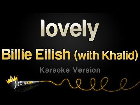billie-eilish---lovely-(with-khalid)-(karaoke-version)