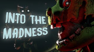 """FNAF SONG: """"INTO THE MADNESS"""" (by Rockit Gaming) Video"""