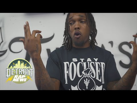 "T.Villa – ""B.F.W.M.N"" DetroitRapNews Exclusive (Official Video)"