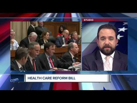 Democrats respond to VP Pence on Healthcare reform bill