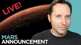 NASA's Mars Announcement, Sterile Neutrinos, and More | Wednesday News