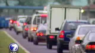autopista  caldera  parte 2 ,telenoticias ,mentiras del gobierno