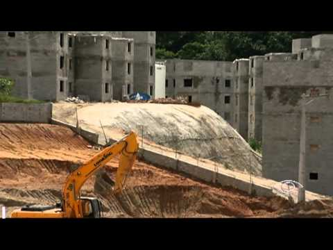 Conhecimento do subsolo - Edifícios Morro do Bumba