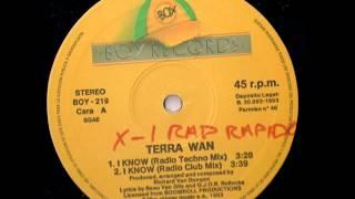 Terra W.A.N. - I Know 1993