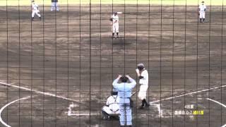上尾鷹の台・橘連合×桶川西(2013年度 2市1町管内高等学校硬式野球大会)