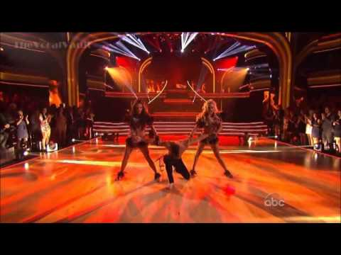 [HD] Latin Night Preview Pros'- DWTS'16-Wk-6-Results