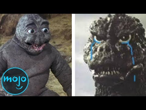Top 10 Saddest Godzilla Moments
