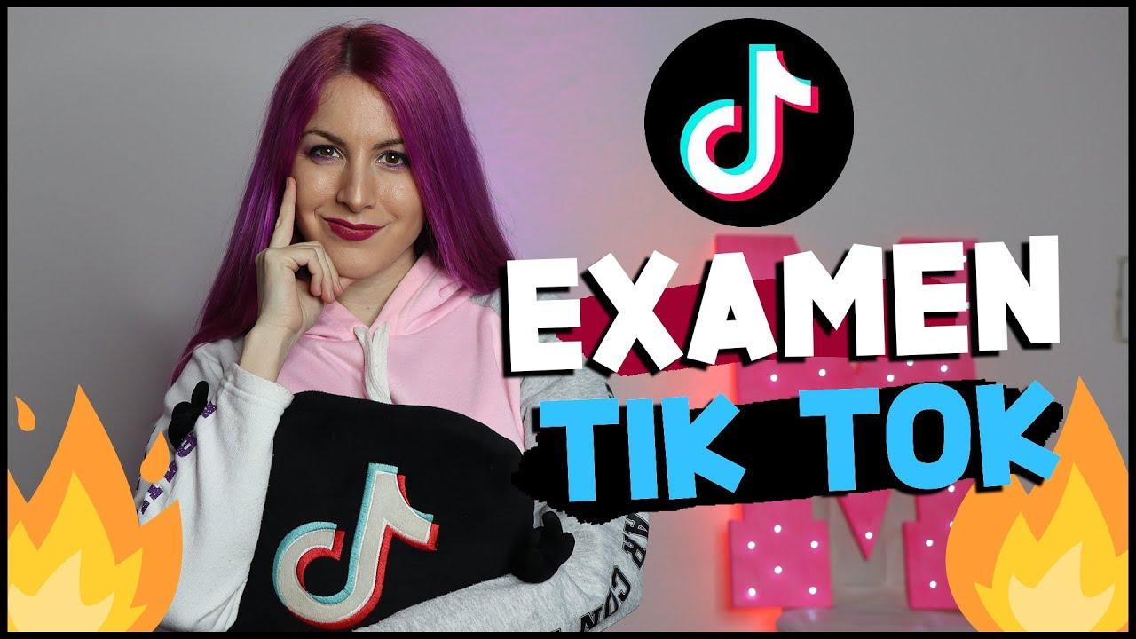 ¿Pasarías este examen de TIK TOK? Ponte a prueba 🔥 A bailar con Maga