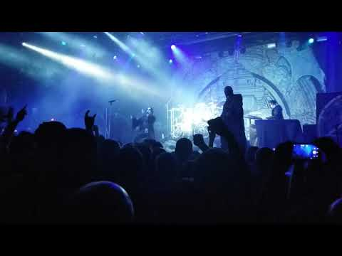 Dimmu Borgir Indoctrination live at Playstation Theater 2018 August 25th