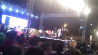 Badshah insults yo yo honey Singh in Patiala,But crowd insult him back