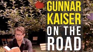 Der vollkommene Sommer - Gunnar Kaiser on the road 2018 - Lesereise