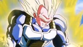 Vegeta Powers Up Theme - DBZ Dragon Ball Z HD