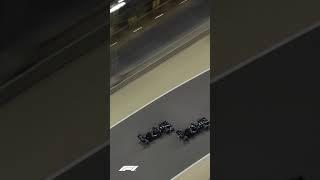 George Russell's Epic Overtake On Valtteri Bottas! F1 #Shorts