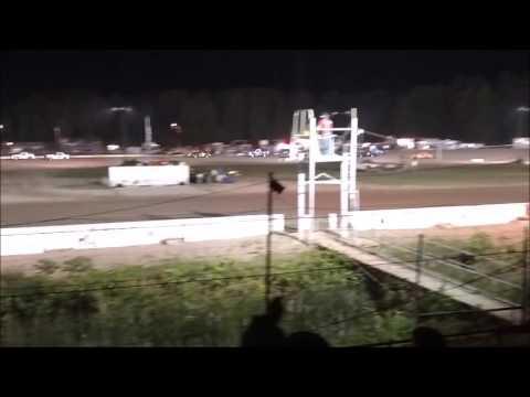 4 Cylinder Feature Mt. Pleasant Speedway 6/3/16