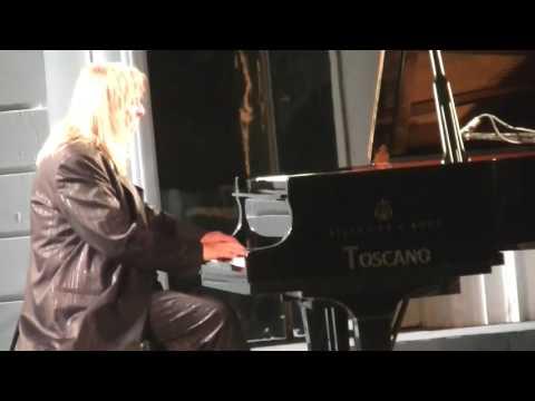 Rick Wakeman - Live at the Greek Theater, July 20, 2016 - Taormina (Italy)