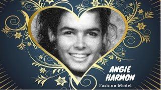 Angie Harmon fashion model
