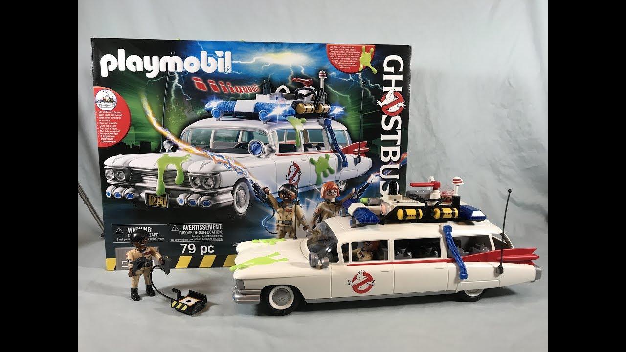 Ecto - 1 Ghostbusters - Playmobil - 9220 Dg1SF6X