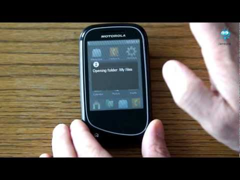 Unboxing telefonu Motorola Wilder