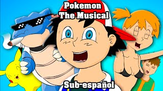 Pokemon The Musical [Sub-español]