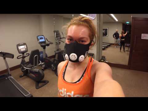 Altitude Mask Workout With Skinny Rebel