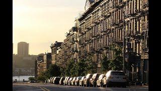 ニューヨーク動画 /  West Harlem near 135th street