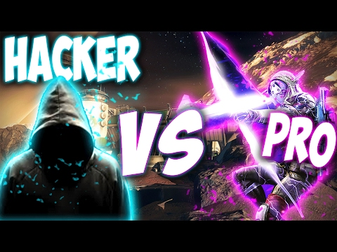 HACKER Vs PRO 2,300 Elo Top 1% Player - Destiny 1v1 Pro 2.3 KD Vs Destiny Hacker