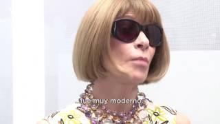 VIDEO 1 Así ha visto Anna Wintour la Semana de la Moda de Milán