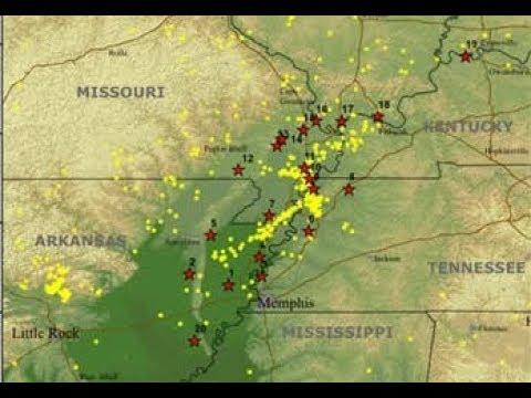 Seismic Update - New Madrid Uptick - Space Weather Alert - Fracking Ban In NMFZ