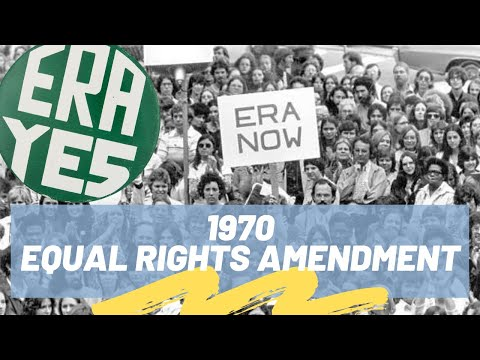Equal Rights Amendment: Alice We Are Here