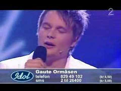 Kurt Nilsen vs Gaute Ormaasen - Norwegian Idol