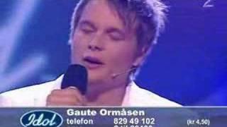 Kurt Nilsen vs Gaute Ormaasen - Norwegian Idol