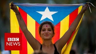 Why some Catalans want independence... and some don't - BBC News