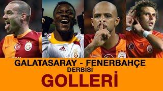 Nostalji Maçlar | Dünden Bugüne Galatasaray - Fenerbahçe Derbisi (Goller)
