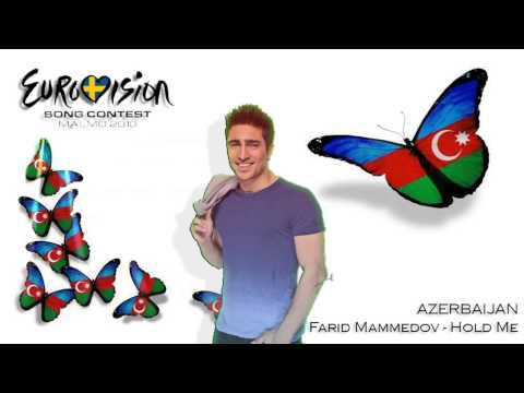 Eurovision 2013 - AZERBAIJAN - Farid Mammadov -