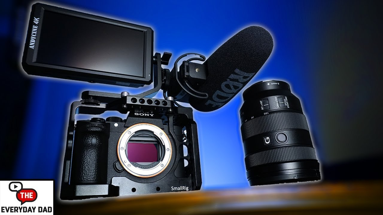 THE BEST SONY A7III ACCESSORIES! [4K]