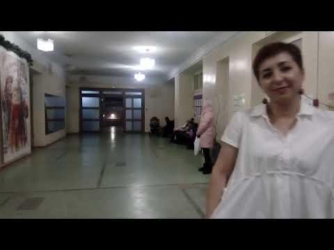 Мыски 04 12 2019г  Флешмоб в ДК им  Горького  Песни из к ф 'Чародеи'